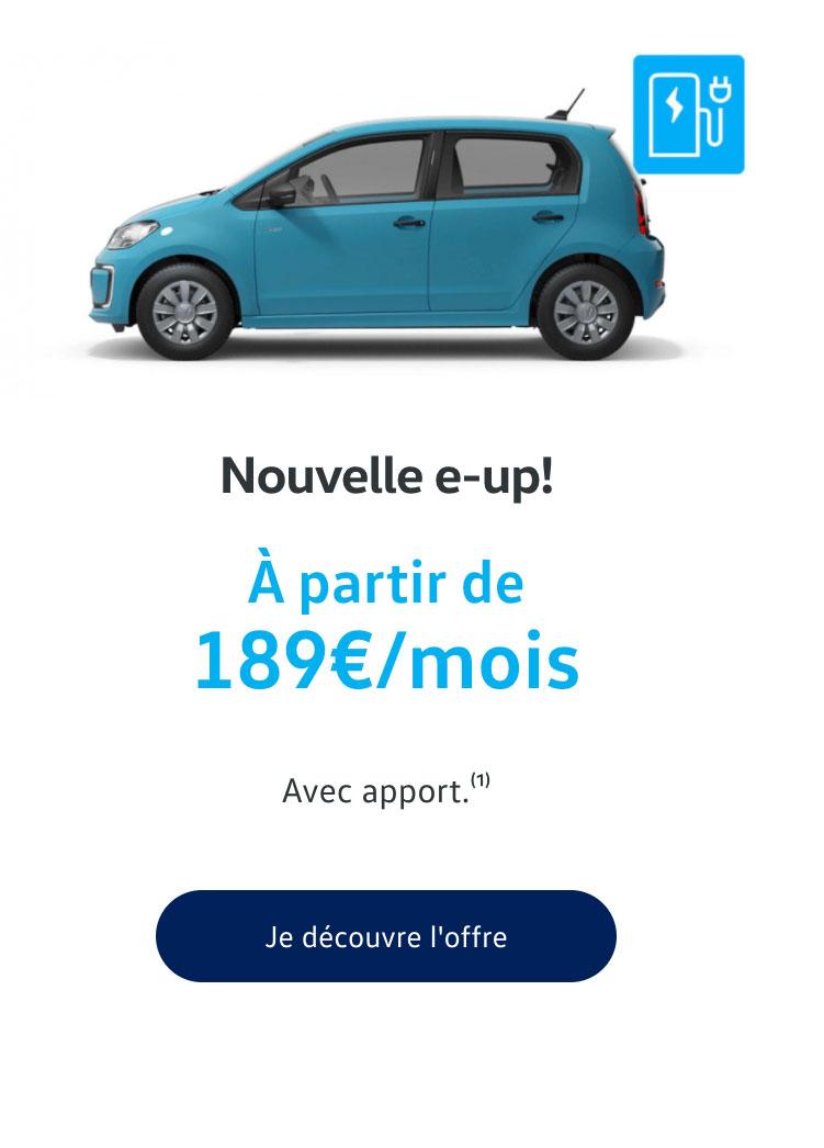 Nouvelle e-up